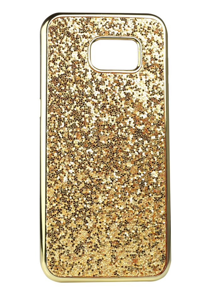 quality design 3c3f2 ffb79 EVOLUTION Glitter Case For Samsung S7 - Gold