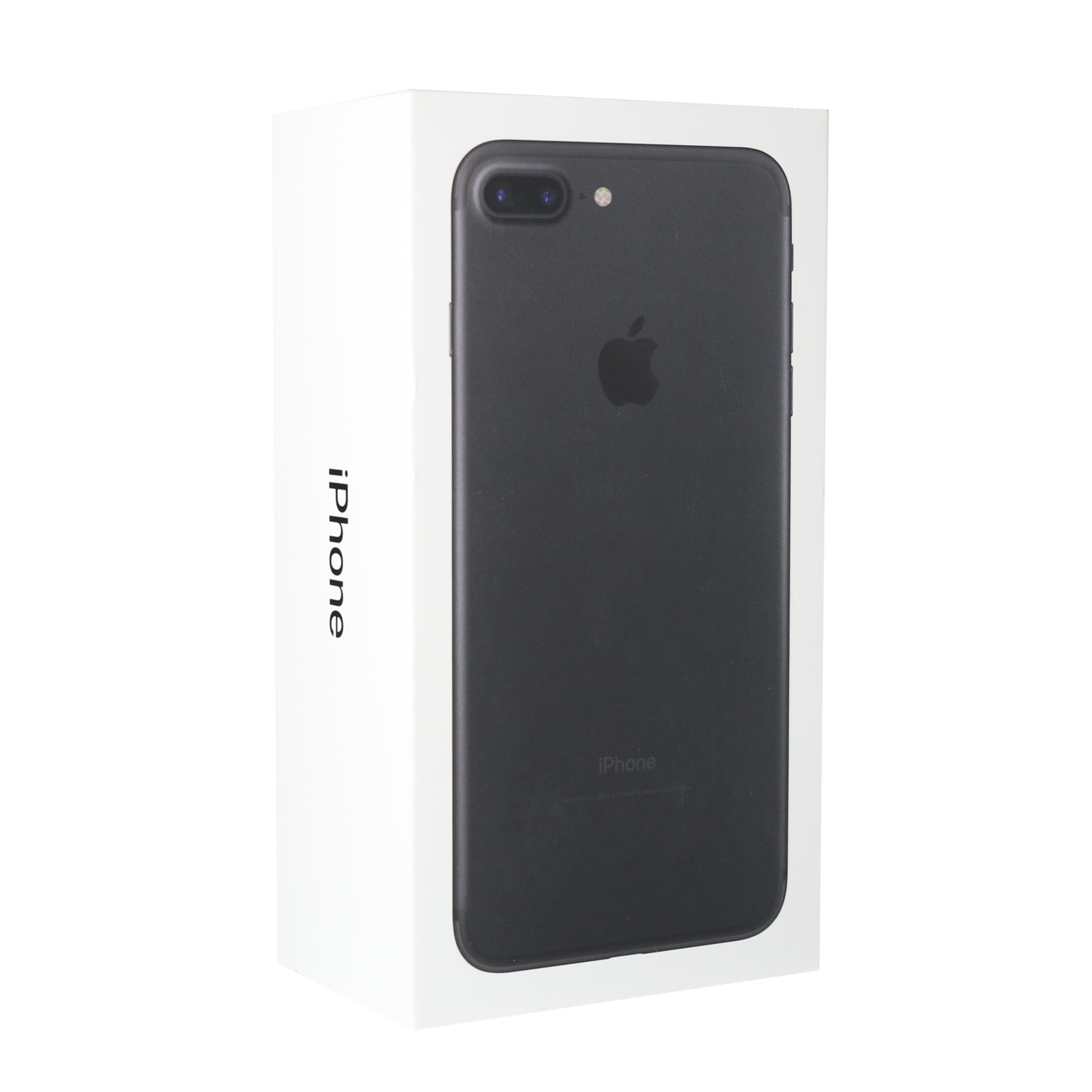 huge selection of c978e 44c15 Used and Original Empty Mobile Phone Box for iPhone 7 Plus - Black