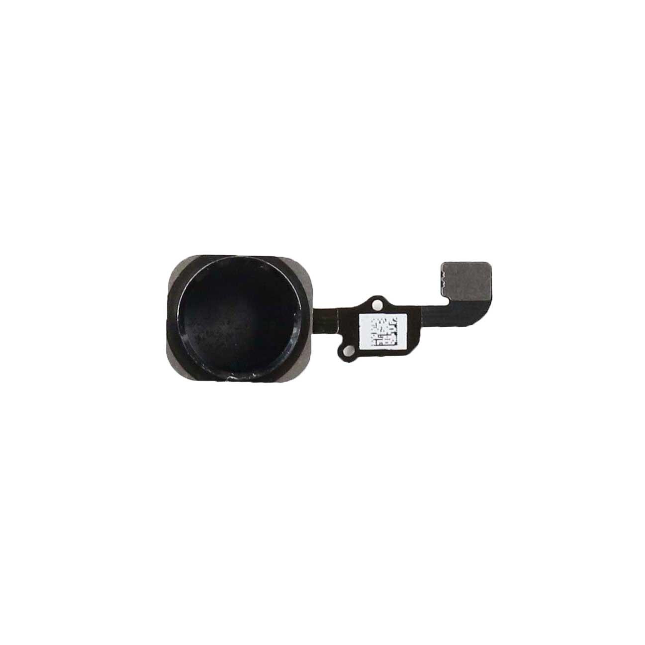 best service f9701 bda9a iPhone 6 / 6 Plus Home Button Flex - Black - Standard Quality